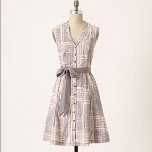 Anthropologie Maeve Magnifying Dress 2